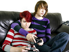 Videoboys Offend Preview - Etienne Kidd and Tony Star: Outlander Video Games respecting Joy Sticks