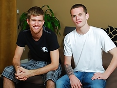 Broke Straight Boys: Blake Bennet and Anthony