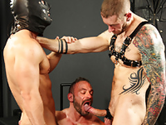 Sam Colt, Harley Everett pile up thither Mr. X