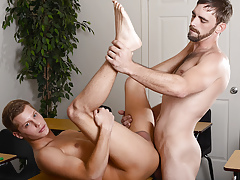 Teacher Joe Gives In On every side Blade - Joe Parker And Blade Woods