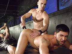 Anally Slammed Unconnected with Adam! - Adam Russo Increased by Dominic Pacifico
