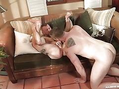 Bunting Vidra together with Ryan Stone (HA P3)