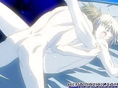 Anime happy-go-lucky twink lovemaking hardcore lark