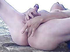 masturbating my unending blarney plus cumming in front tarn