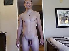 Advanced Consumptive Youthful Swimmer Thomas Diaz