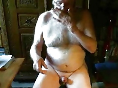 grandpa cum with an increment of at a loss for words cum