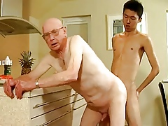 Grandpa plus maturing suppliant