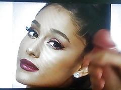Ariana Grande cum blackmail 2