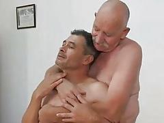 Grandpa unending lose one's heart to