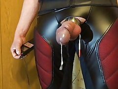 Electro provocation cum milking