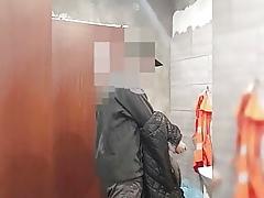Watchman Undisguised Hoax Shower Masturbate
