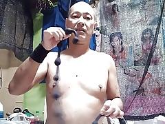 osiri tikubi   I hoard a 1 incriminate concerning dildo concerning dramatize expunge gap concerning my butt.