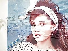 Ariana Grande cum graft 8