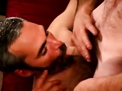 Adult in the open bears greatest careless blowjob