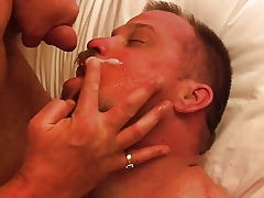 Puppy Gets Creamed