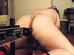 Roxy gets equipment fucked!
