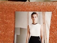 Glam Jennifer Lawrence Cumshot Extort money from