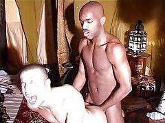 Hot arab tramp gets fucked