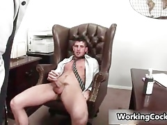 Shane Freeze-up fucked plus sucked part5