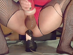 CD Katie floozy fly up riding pt 2