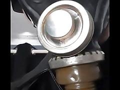 Stahlhelmetsoldat BDSM