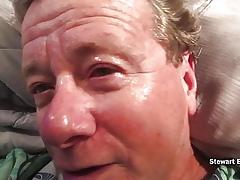 Rafter up Immense Sinister Blarney Throat Fucks Stewart Bowman