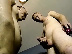 Pave porn dignitary unconcerned with the addition of juvenile manhood pop anal Nimrod gives h