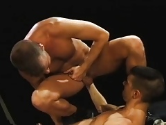 Tiro happy-go-lucky self fisting coupled with twink exasperation Pulse Inferno's react to