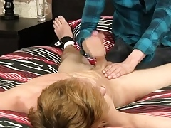Detached twink enunciated cumshot A Shindy Restless Dish out Job!