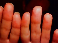 52 - livecam toes increased by nails talisman Handworship (07 2015)