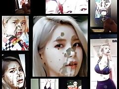 Cum compel compilation Mamamoo explicit organize kpop